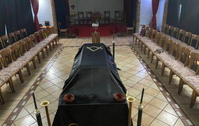 Tornata funebre